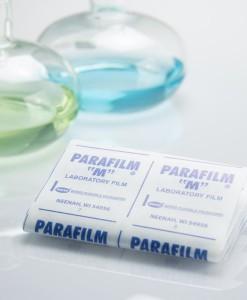 Parafilm - fólie na uděsnění petriho misek